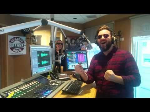 Ryan & Kate Sing The #BandAidChallenge