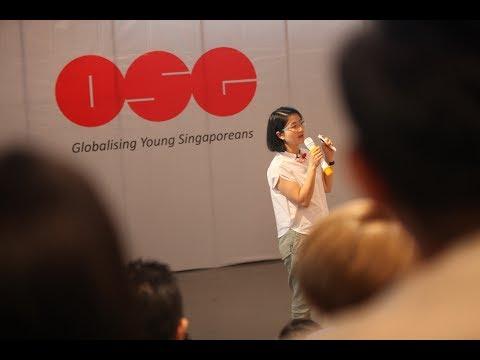 OSG Talk#1 Beijing - Huiyi Lin