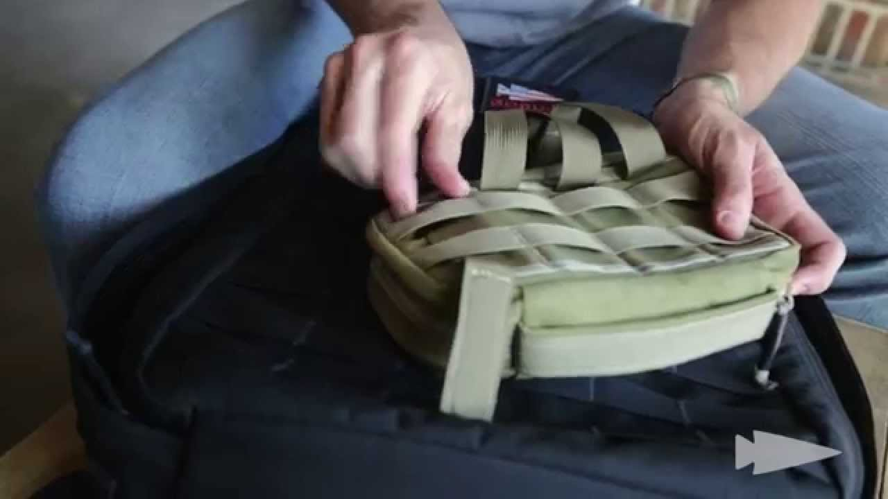 Download How to Attach MOLLE Accessories to Your Ruck