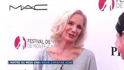 Marie-Christine Adam se confie sous le soleil de Monaco