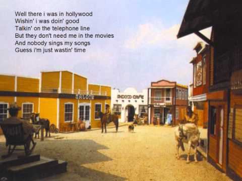 Don Williams - Tulsa time (+lyrics)