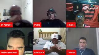 04/12/2019 - PRÉ-JOGO | ProgramaRN ESQUENTA » Flamengo x Avaí- 37ª rodada do Brasileirão.