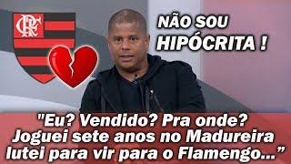 Marcelinho Carioca Explica Polêmica Saída do Flamengo em 1994
