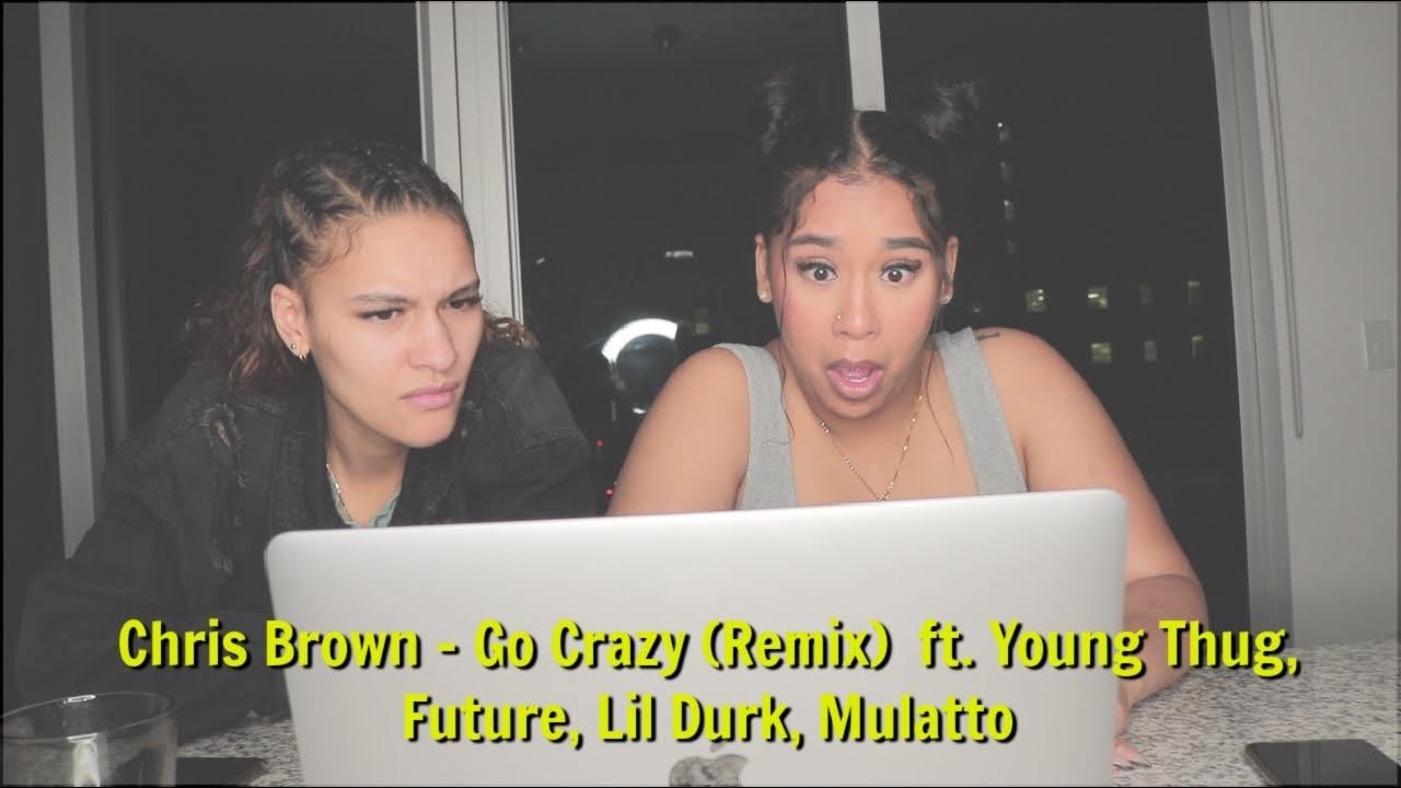Chris Brown - Go Crazy (Remix) ft. Young Thug, Future, Lil Durk