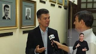 Boletim TV Câmara - Galeria de ex-presidentes - Jeferson Yashuda
