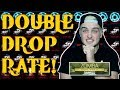 Trading Up ALL MY ITEMS TO EXOTICS! | Rocket League Double Drop Rate PAINTED TRADE UPS!