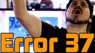 The Truth Behind Diablo III's Error 37 [Star Wars Parody] (Video Game Video Review)