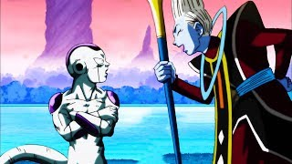 Why Frieza's Motives Have Now Changed, Frieza's New Journey Begins With Whis