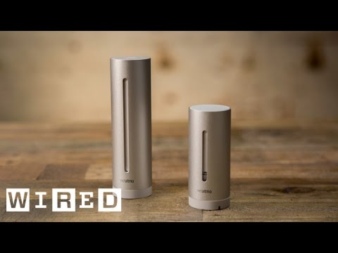 A Look at the Netatmo Weather Station App-Gadget Lab-WIRED