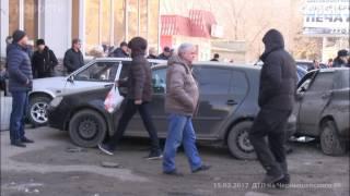 Крупное ДТП на Чернышевского
