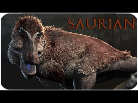 Saurian | NEW GAME WITH DINOS! | (Kickstarter Video)