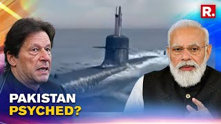Pakistan ISI Releases Fake Video, Claims Indian Submarine Intercepted On Oct 16