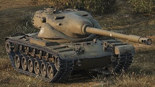World of Tanks T54E1 - 7 Kills 9K Damage