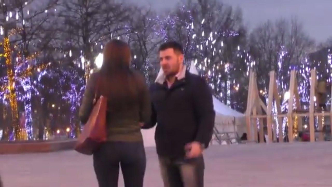 Ютуб в москве разводят девушки парня на секс