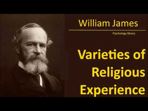 William James - Varieties of Religious Experience part 1 of 3 - Psychology audiobook