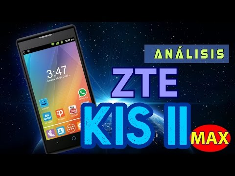 available different zte kis ii max 2 all