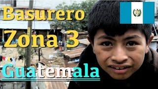 Lugares HORRIBLES para vivir: Basurero ZONA 3, Guatemala
