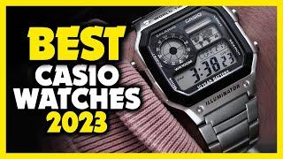 Casio Watch - Top 5 Best Casio Watches in 2021 | Watches Studio