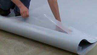 nora nTx flooring installation