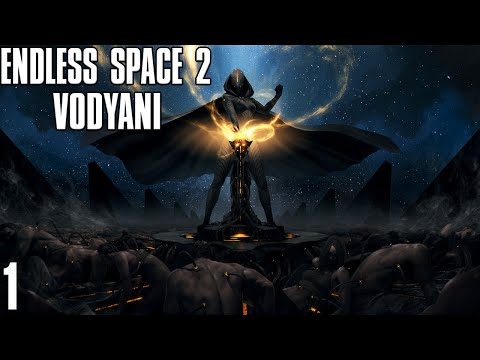 Endless Space 2 Gameplay - Vodyani Part 1 Early Access