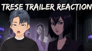 Trese Trailer Reaction