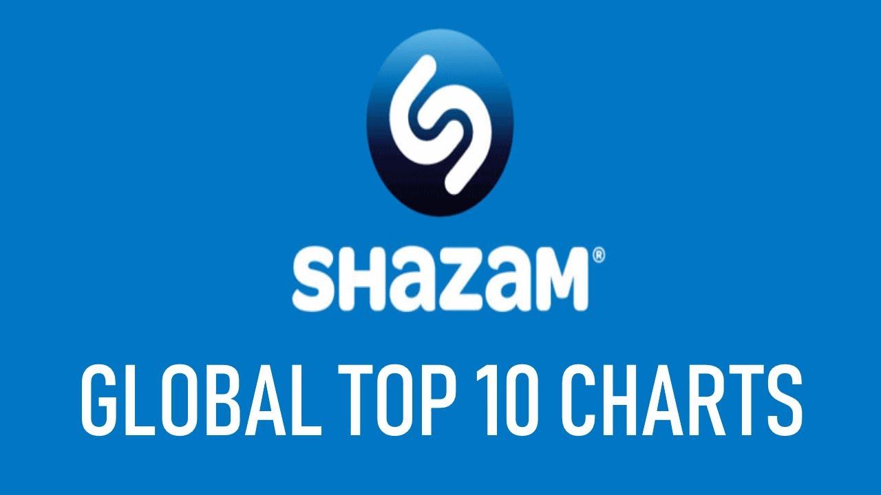 Global Shazam Charts | Top 10 | 17.01.2021 | ChartExpress