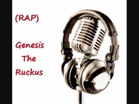 Genesis The Ruckus (All I Do Is Rap) Bloody Xmas Short Album New Rap Till Death Records 2011