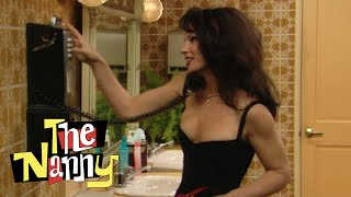 Fran Dates Tony The Mobster | The Nanny
