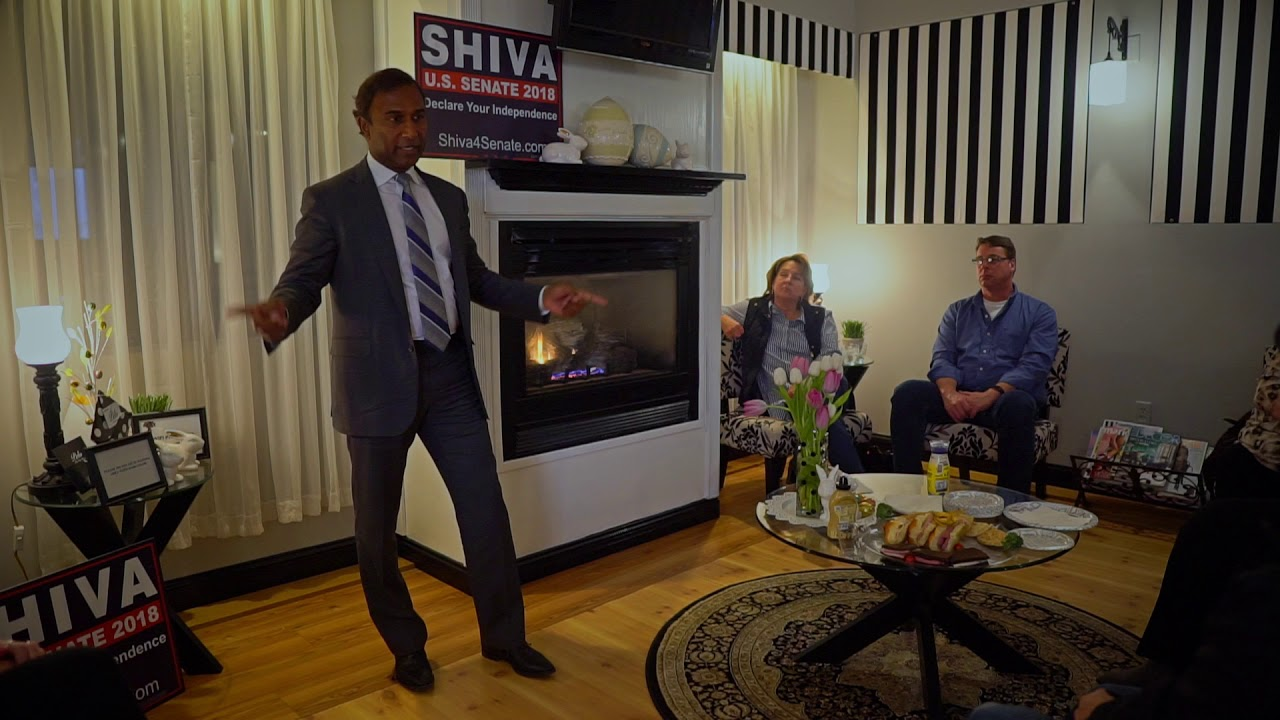 Dr. Shiva Ayyadurai on Immigration, Education and Innovation
