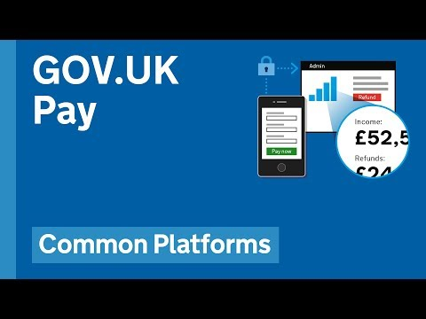 What Is GOV.UK Pay?