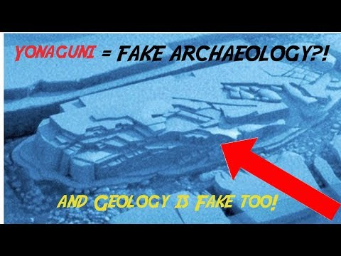"Yonaguni = ""Fake Archaeology""?... and perhaps 'Geology' is fake too!? HERE's HOW!"