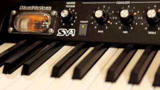 Korg SV1 - Tommy's Tracks Vintage Keyboards