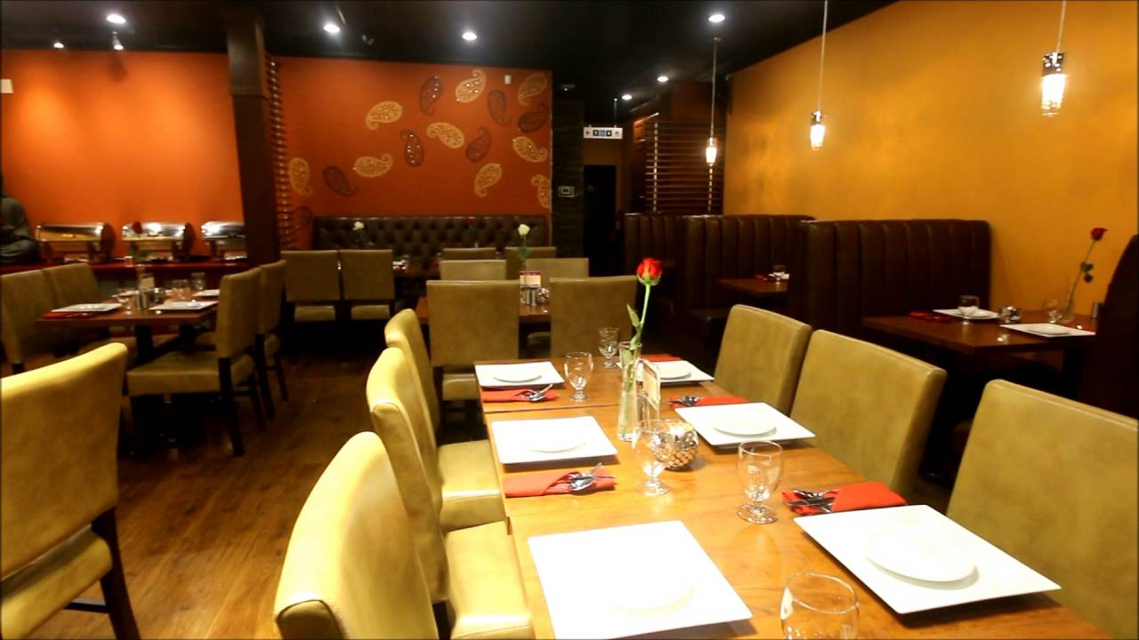An Indian Affair Restaurant Langley Bc Youtube