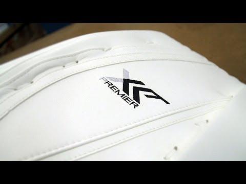 IW Hockey's Reebok Goalie Leg Pad Insight