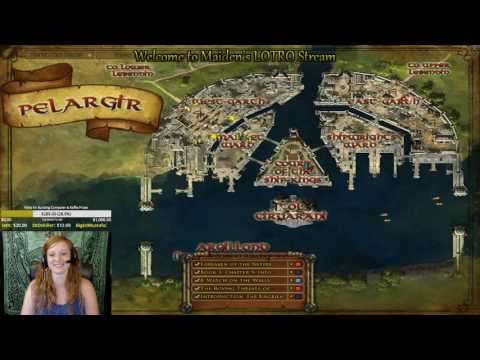 Middle Earth with Maiden - 8/16/16 - Part 1