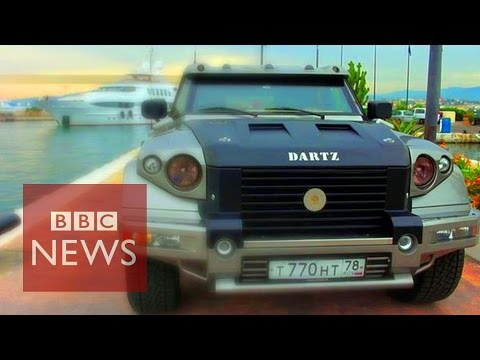 world's-most-expensive-suv---bbc-news