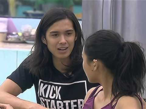 Tommy talks to Miho again