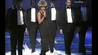 "Tina Turner ""GoldenEye"" (Live VH1 Fashion & Music Awards"