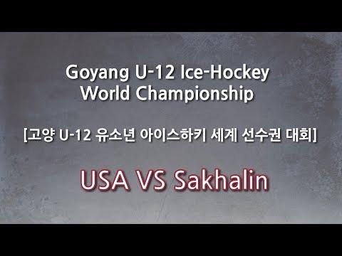 [Game8] Goyang U-12 Ice-Hockey World Championship