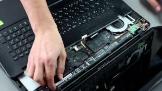 Замена аккумулятора ноутбука Asus X751L