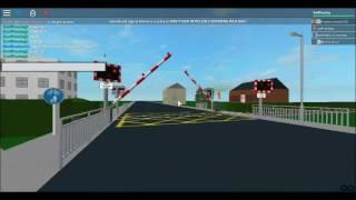 ROBLOX: [UR] Minehead Level Crossing by CarlPIandog