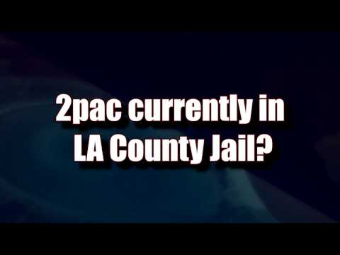 TUPAC SHAKUR ARRESTED & IN L.A. COUNTY JAIL? NEW RECORD SEARCH SHOWS HE IS?!?!?