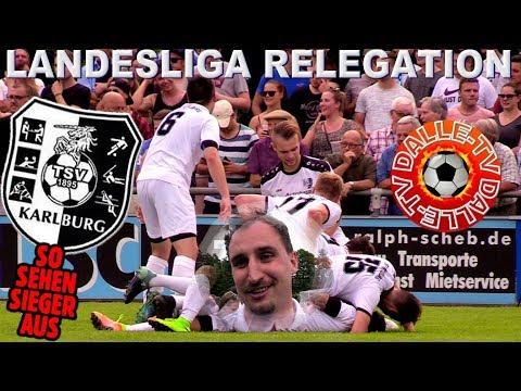 TSV Karlburg - Landesliga Relegation