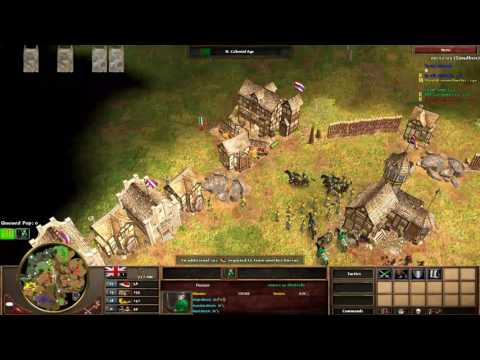 [AoE3] ESOC Autumn Tournament — RO16: Tit vs fei123456 from YouTube · Duration:  1 hour 10 minutes 13 seconds
