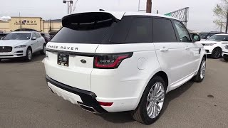 2018 Land Rover Range Rover Sport Reno, Sparks, Carson City, Sacramento, Nevada R6382