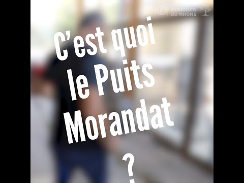 Connaissez-vous le puits Morandat à Gardanne ?