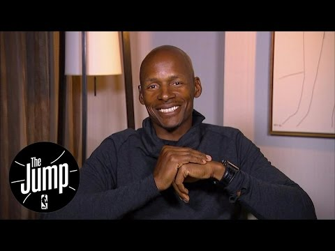 Ray Allen Interview | The Jump