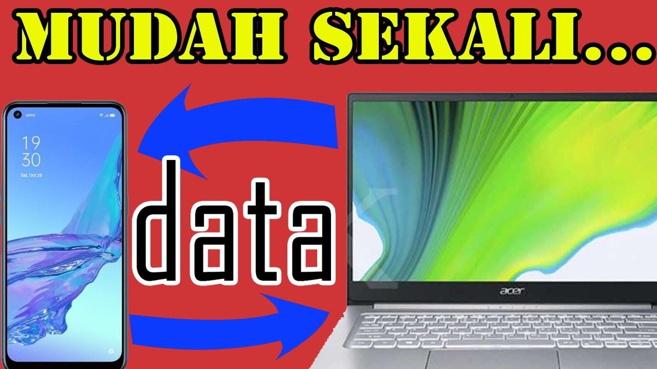 cara memindahkan video download youtube ke laptop