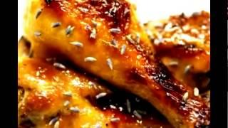 Chicken Recipes - How To Make Oven Bbq Chicken Drumsticks