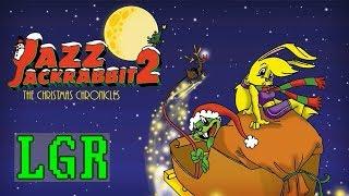 Jazz Jackrabbit 2 Christmas Chronicles: Beyond Holiday Hare